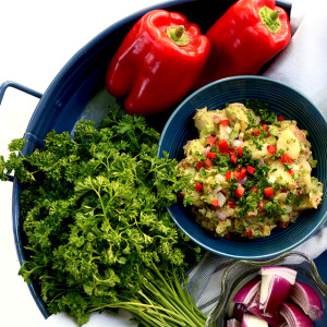 Colorful Potato Salad with Ingredients Web 300x300 - Colorful Potato Salad