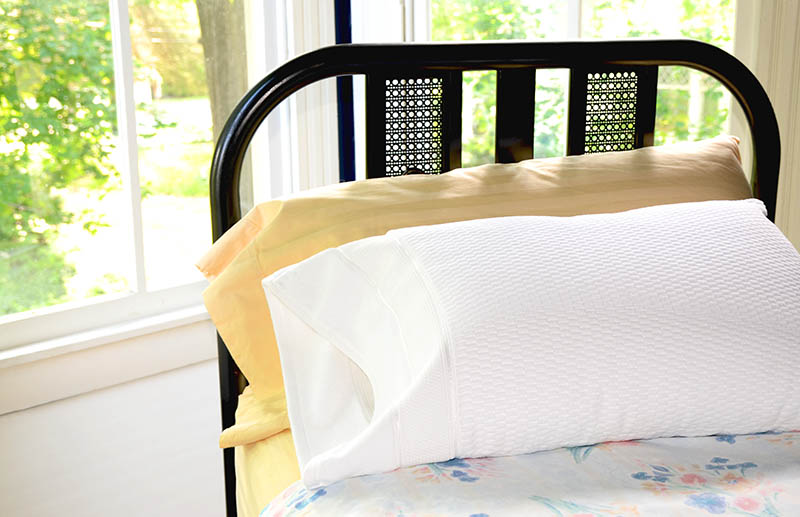 Towel Pillowcase Web - Easy Towel Pillowcase Sewing Project