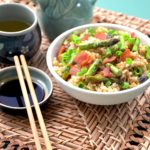 Breakfast Fried Rice… This is for everyone out there that doesn't have leftover Chinese food in the fridge!