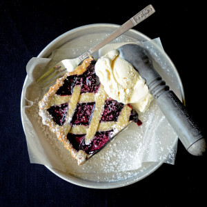 Mulberry Tart with Ice Cream Web 300x300 - Mulberry Tart with Cardamom and Black Pepper