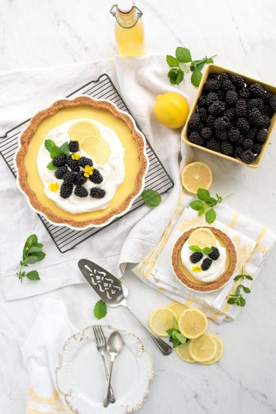Lemon Icebox Pie 4237 Web 400x600 - Lemon Icebox Pie