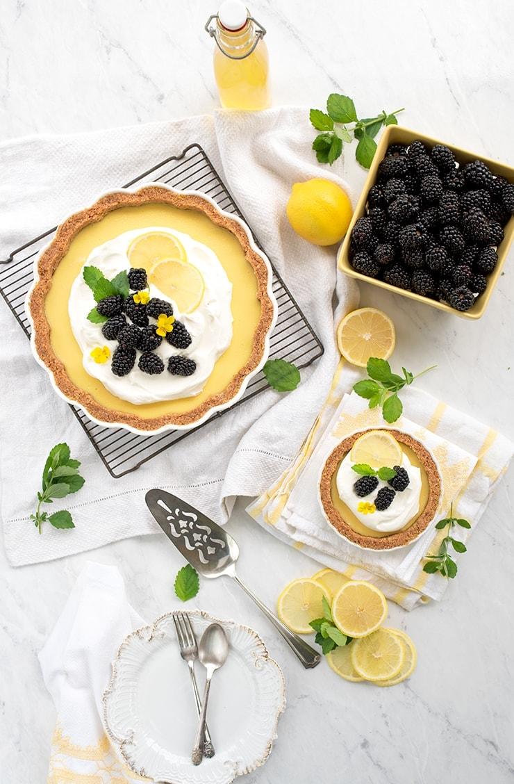 Lemon Icebox Pie 4237 Web - Lemon Icebox Pie