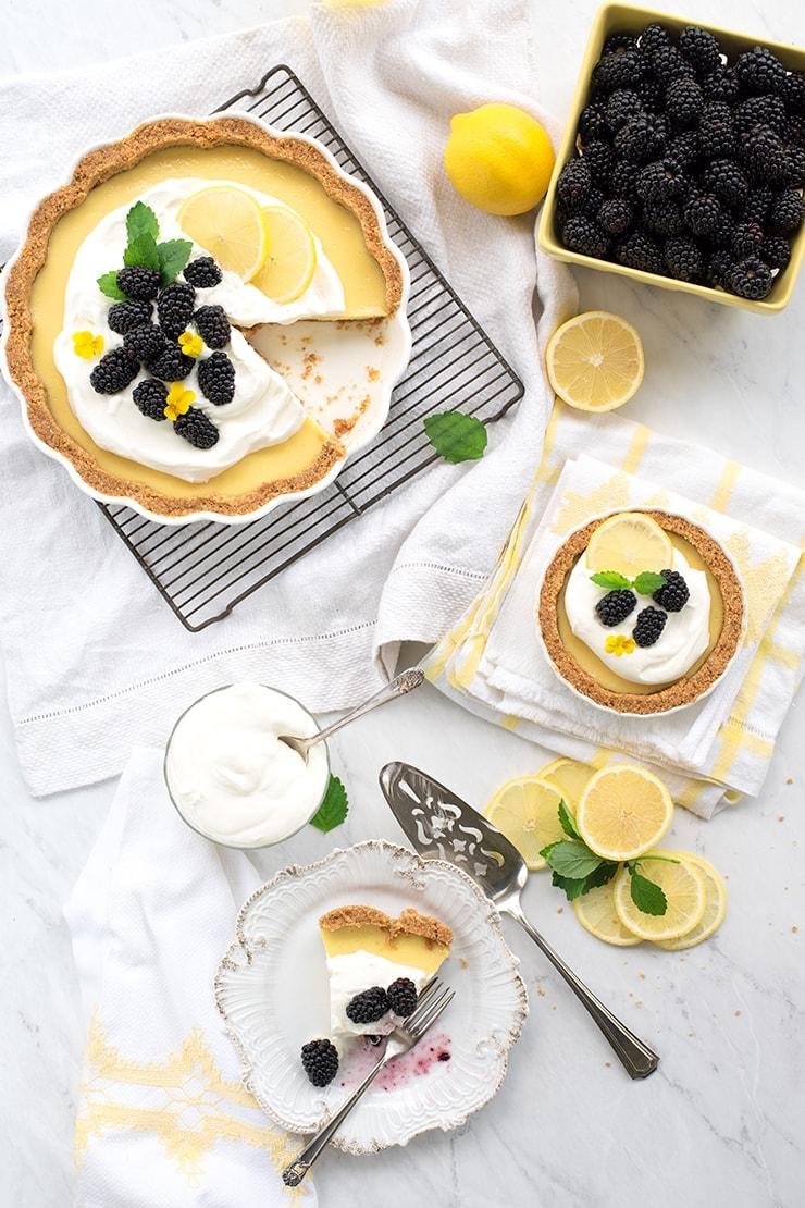 Lemon Icebox Pie 4273 Web 2 - Lemon Icebox Pie