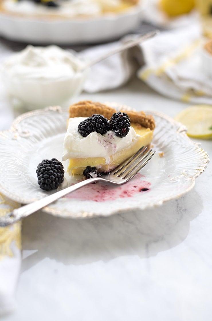 Lemon Icebox Pie 4289 Web - Lemon Icebox Pie