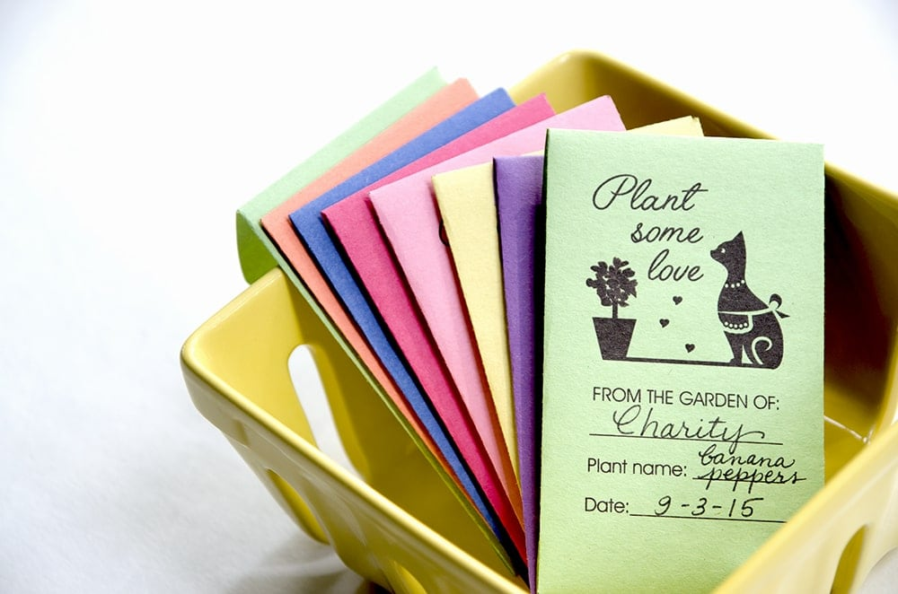 If you've ever wanted to save your own seeds, these Seed Saving 101 tips and cute envelopes will get you started on next year's garden!   vintagekitty.com