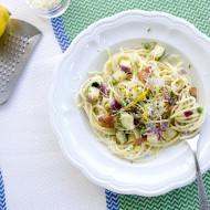 Easy Summer Garden Pasta