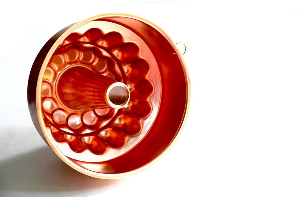 VIntage Finds Bundt Pan Inside1 - Find of the Week- Vintage Bundt Pan