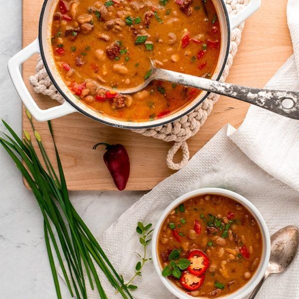 Chorizo Pinto Beans 0467 Web 600x600 - Home Option #2