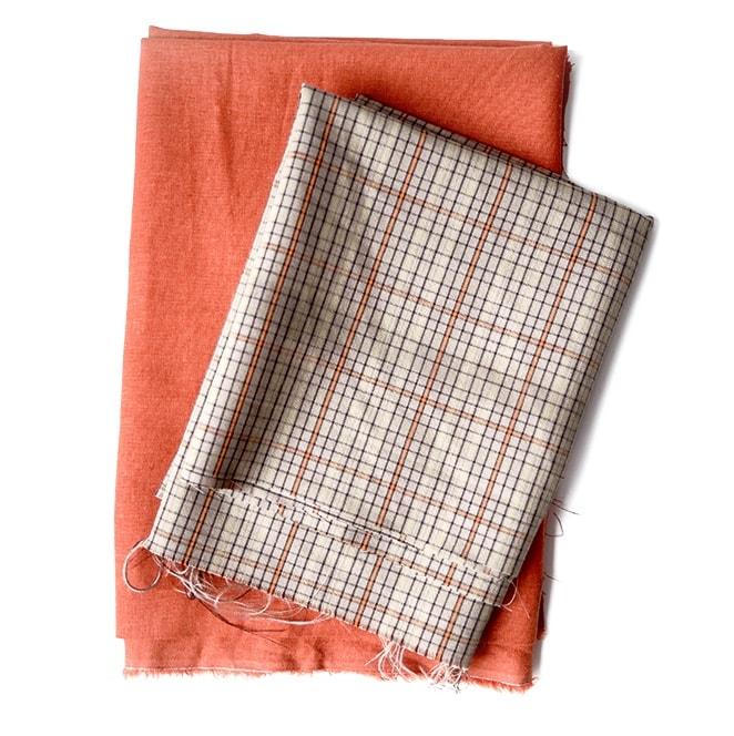 Fabric fpr Napkins Web 4 - Fringed Napkins
