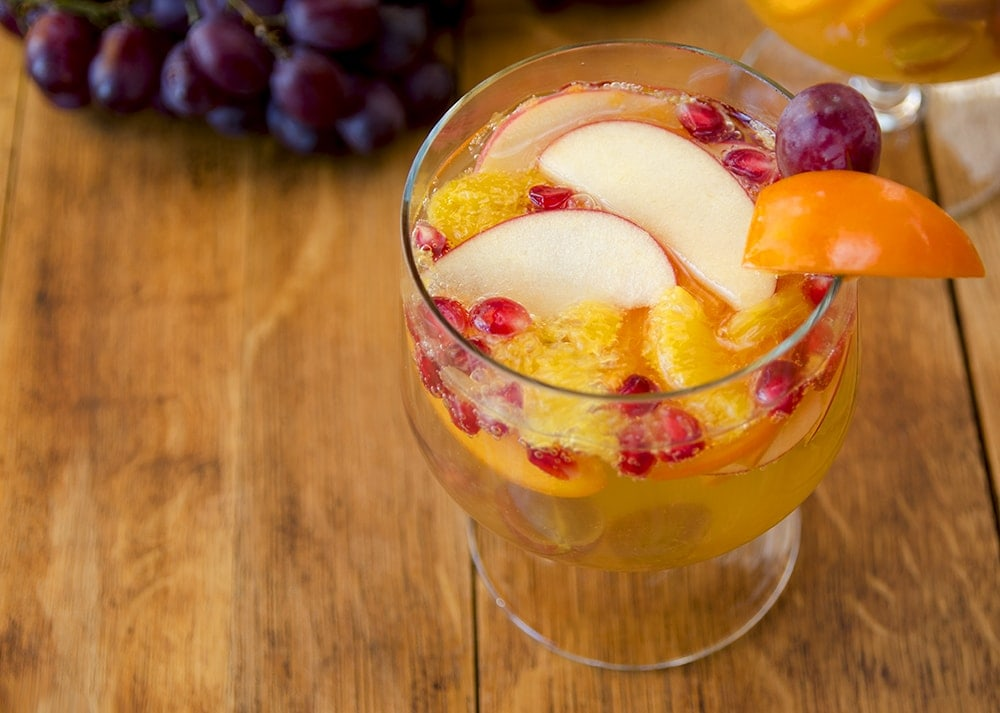 Cider Sangria Top Down Web - Fall Cider Sangria