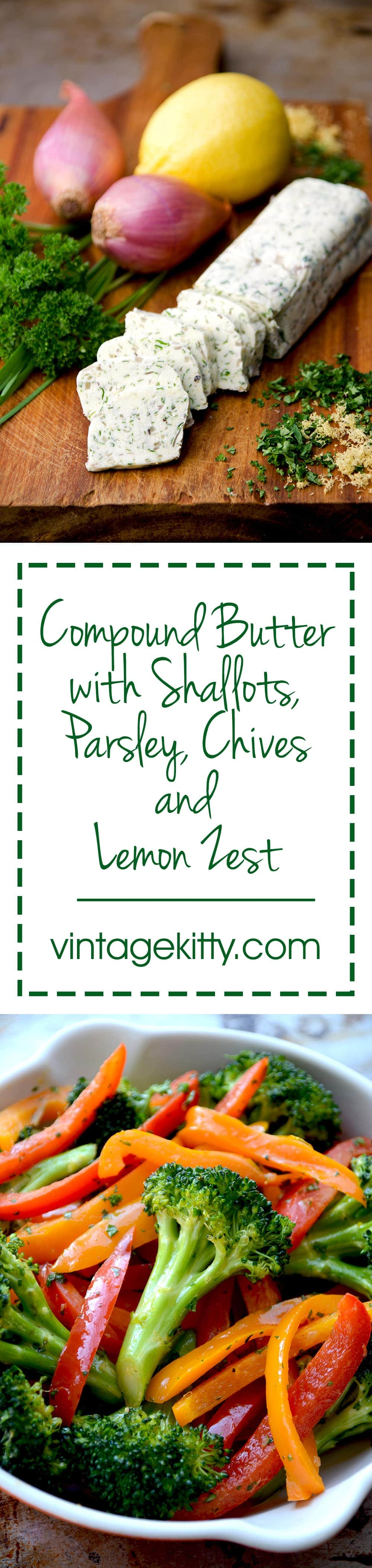 Compound Butter Pin - Compound Butter 101
