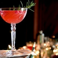 Saucy Santa Cider Cocktail