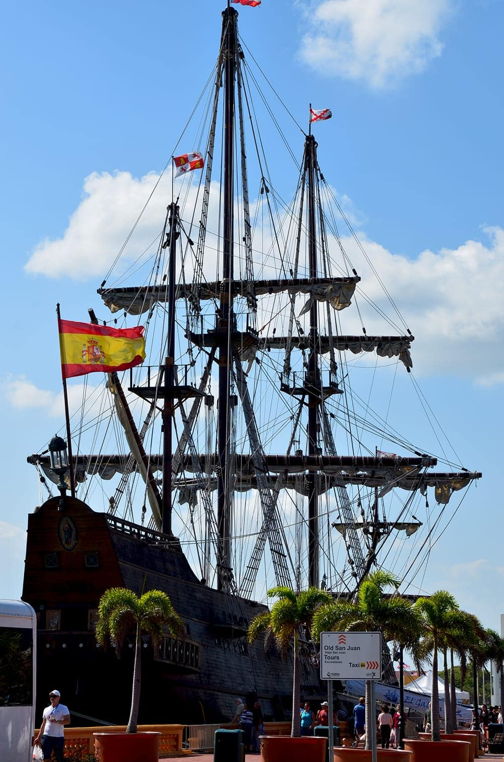 El Galleon Web - Old San Juan and Rum Old Fashioned