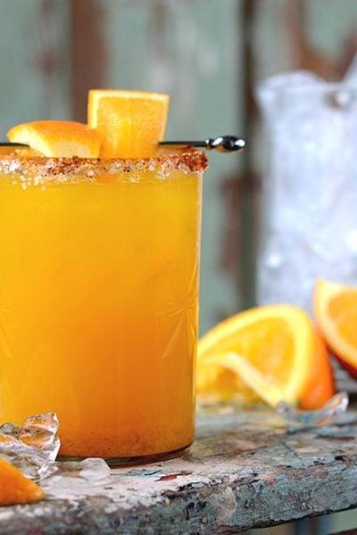 Orange Turmeric Margarita Horizontal Web 400x600 - Orange Turmeric Margaritas