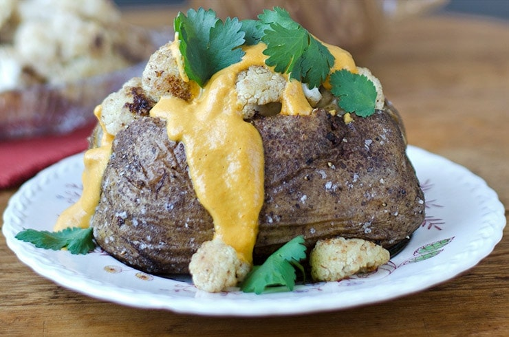 Aloo Gobi Baked Potatoes Horizontal 2 Web - Aloo Gobi Baked Potatoes