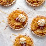 Pineapple Rum Tarlets Top Down Web