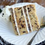 Slice of Chocolate Chip Cookie Cake Web 150x150 - Homemade Vanilla Extract Recipe