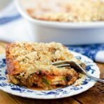 Slice of Italian Vegetable Casserole Web