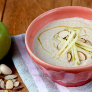 Ajo Blanco (Spanish Garlic and Almond Soup)