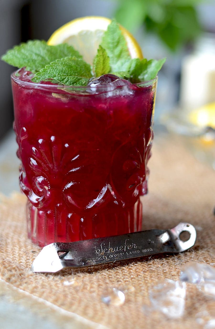 Church Key Web 2 - Blueberry Whiskey Buck