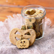 Pumpkin Spice Dog Treats     ***Gluten Free!***