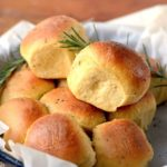 Rosemary Sweet Potato Rolls Stacked Web 150x150 - Broccoli Cheese Casserole </br>with Crunchy Quinoa Topping