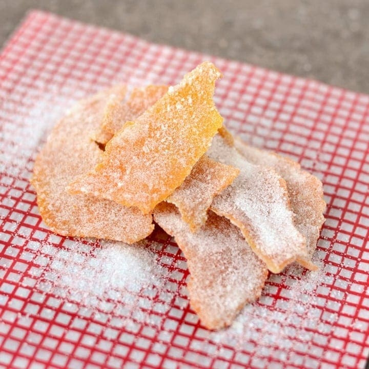 Candied Orange Zest 2 Web 720x720 - Ten Tips on How to Stretch Your Food Resources