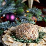 Cheese Ball Web 150x150 - Easy Cheddar Cheese Ball with Butter Roasted Apple Chips, Pecans and Rosemary