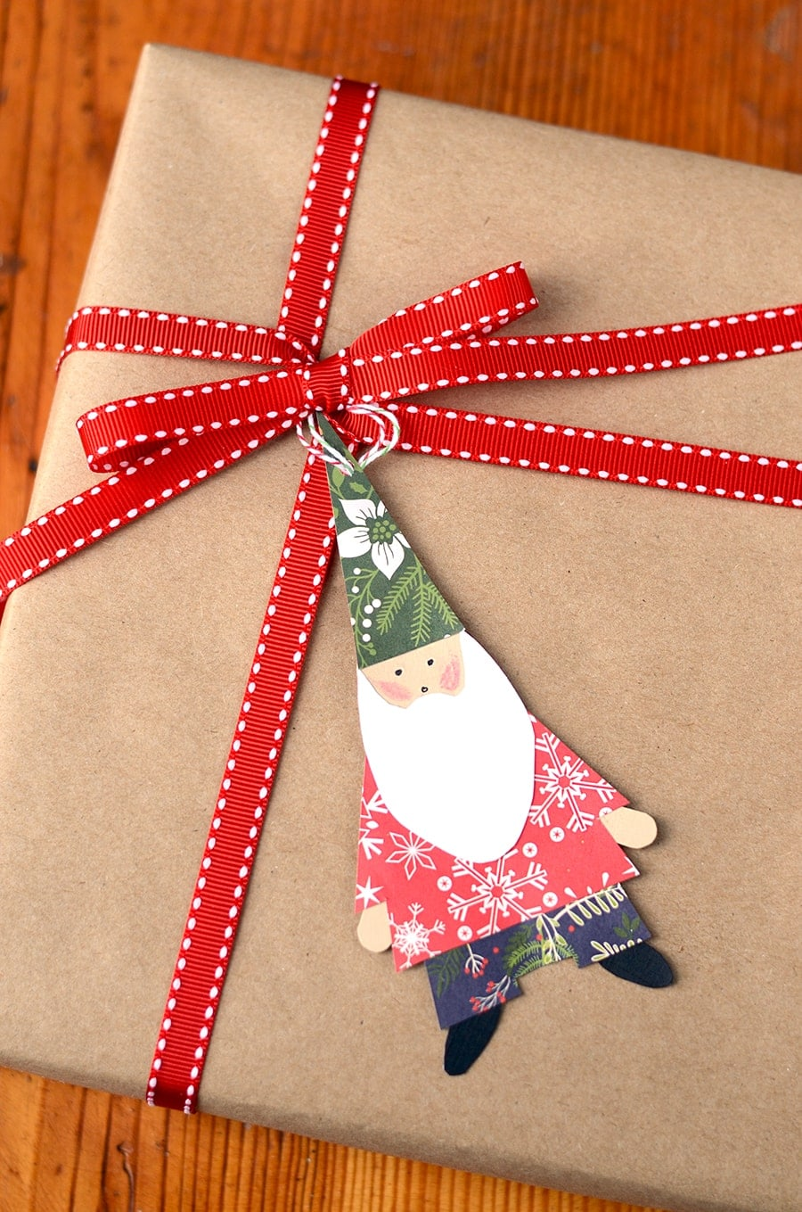 Christmas Gnome Web - Christmas Gnome Craft
