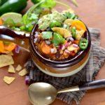 Bowl of Vegan Sweet Potato Chili Web 150x150 - Baked Sweet Potato Fries with Sweet Tarragon Mustard Aioli