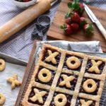 XOXO Tart Web 150x150 - Strawberry Jalapeno Tic Tac Toe Tart