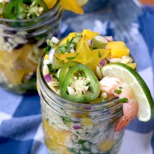 Shrimp and Orzo Salad Web 1 300x300 - Picnic Under the Stars #diydatenight