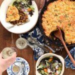 BBQ Lentil Bake Web 150x150 - Grilled Summer Corn Chowder