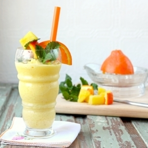 Pineapple Orange Creamsicle Smoothie 300x300 - Pineapple Orange Creamsicle Smoothie