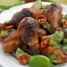 Sweet & Spicy Grilled Chicken Drumsticks