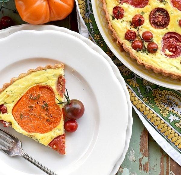 Heirloom Tomato Tart 1246 Slider 600x583 - Home Option #2