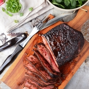 London Broil 4598 Web 300x300 - Coffee Rubbed London Broil Recipe