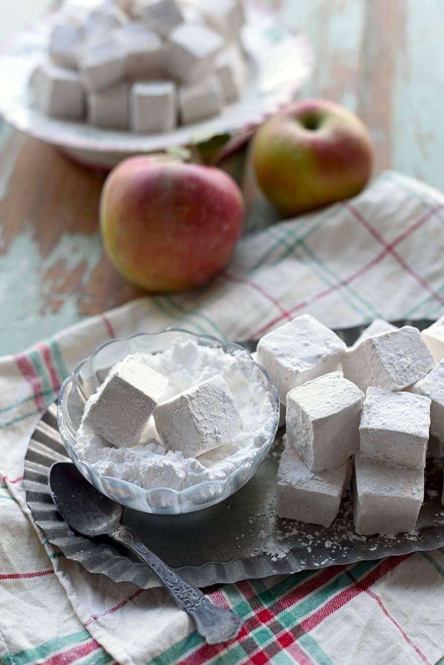 Caramel Apple Marshmallows 5277 Web - Caramel Apple Marshmallows