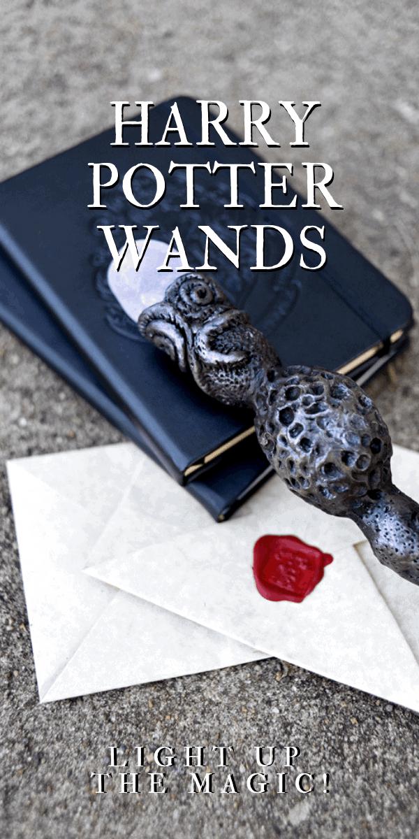 Harry Potter WAnds 1 - DIY Harry Potter Wands