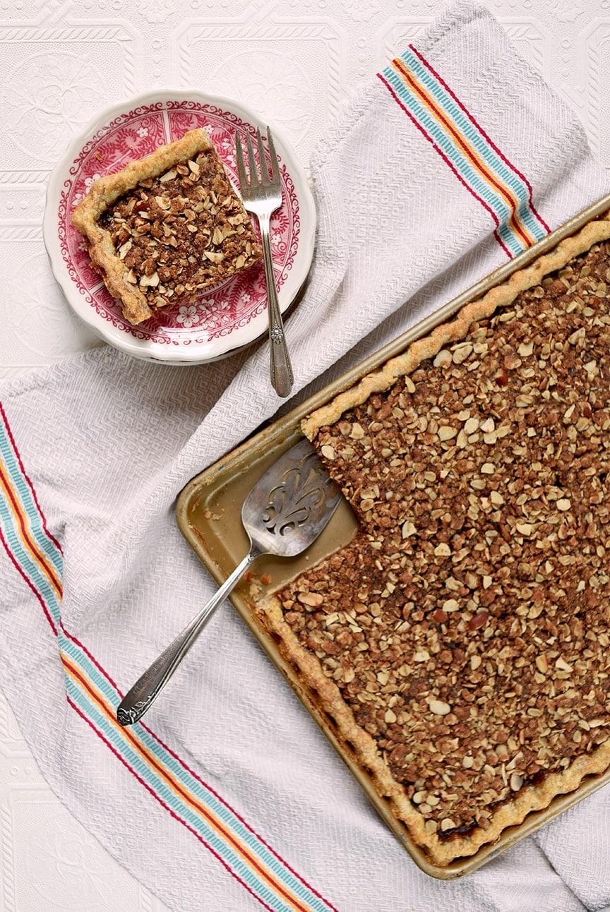 Apple Butter Crumb Slab Pie 5785 Web 2 - Apple Butter Crumb Slab Pie