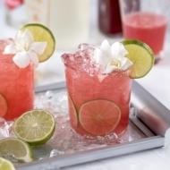 Elderberry Kombucha Margaritas