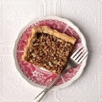 Apple Butter Crumb Slab Pie Thumbnail - Maple Walnut Pie