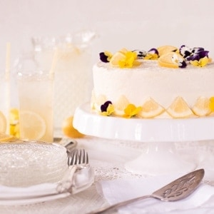 Lemon Blueberry Cake 9789 Web 300x300 - Champagne Lemon Blueberry Cake with Cream Cheese Frosting