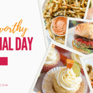 Drool-worthy Memorial Day Recipes