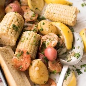 Shrimp Boil 2682 Web 300x300 - Easy Weeknight Shrimp Boil