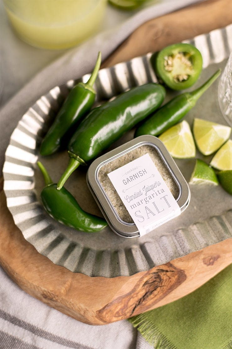 spice tin of candied jalapeno margarita salt