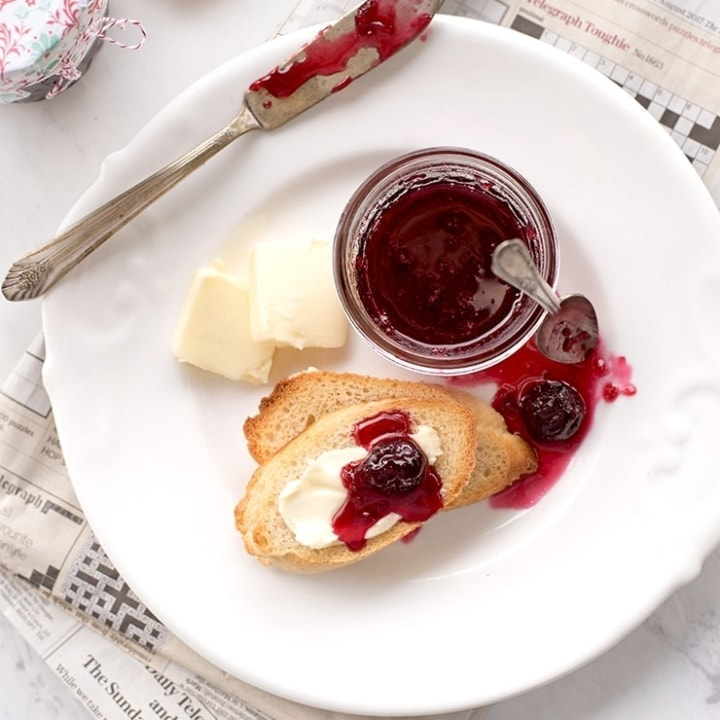 Cherry Jam 3180 Web 720x720 - Ten Tips on How to Stretch Your Food Resources