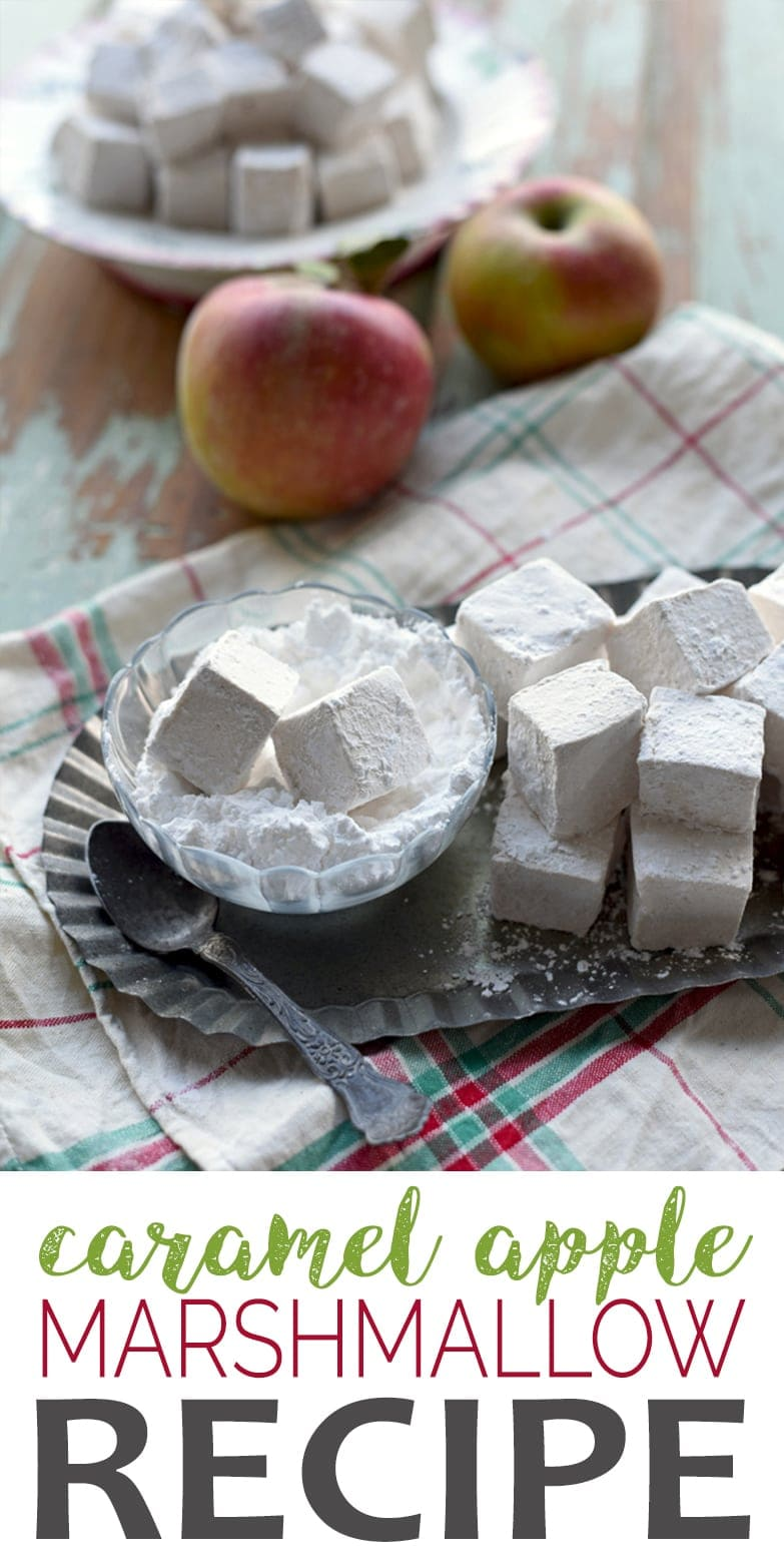 Caramel Apple Marshmallow Pin - Caramel Apple Marshmallows