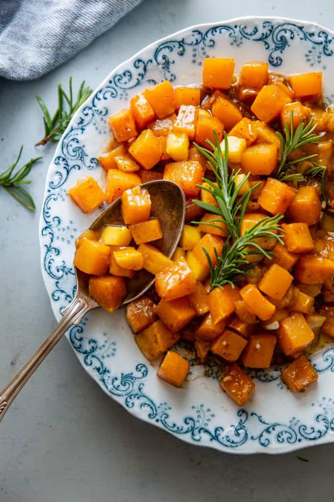 Mango Roasted Butternut Squash 6 683x1024 - Mouthwatering Thanksgiving Menu Ideas