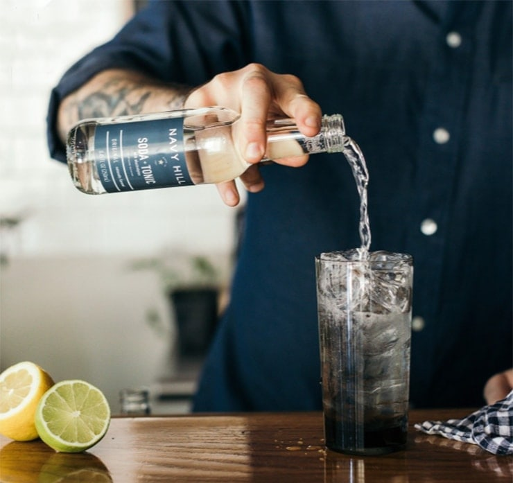 Navy Hill - Stylish Gifts for the Cocktail Enthusiast